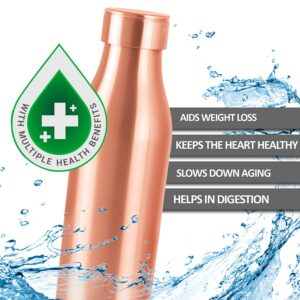 Uses of Copper bottle