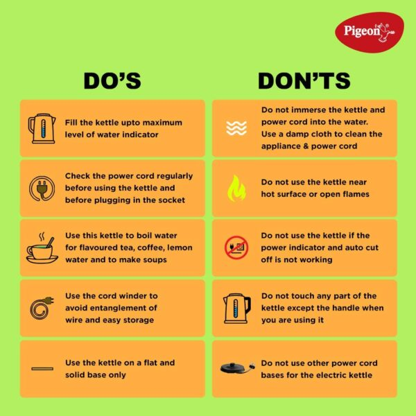 Do's and Dont's while using Kettle