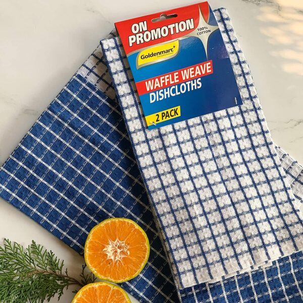 towel to clean and remove stains